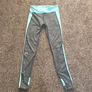 Under Aumour Cold-Gear Compression Leggings